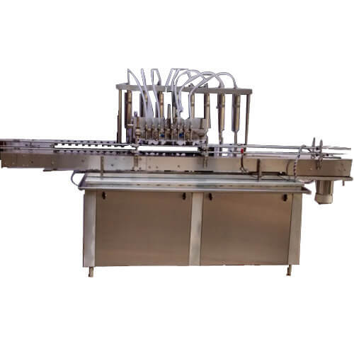 Liquid Filling Machine For Shampoo