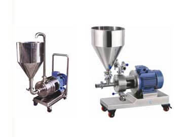 Inline Homogenizer - High Shear Dispersion Homogenizer